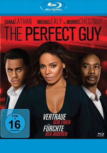 blu-ray The Perfect Guy FSK: 16