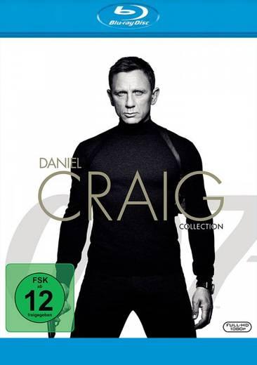 blu-ray Daniel Craig Collection FSK: 12