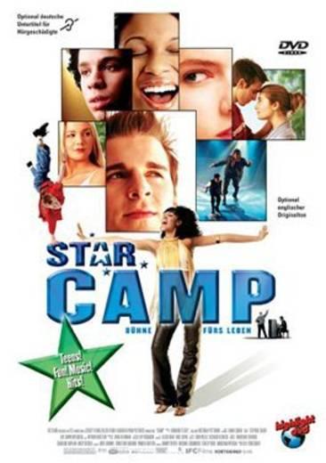 DVD Star Camp FSK: 12