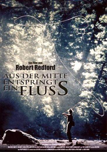 DVD Aus der Mitte entspringt ein Fluss FSK: 6