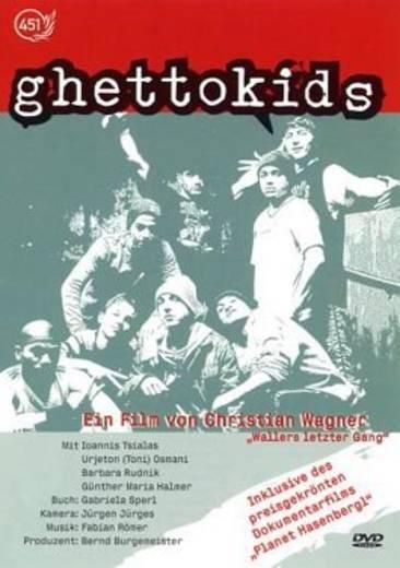 DVD Ghettokids FSK: 12