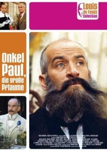 DVD Onkel Paul, die große Pflaume FSK: 12