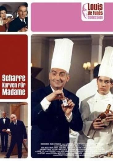 DVD Scharfe Kurven für Madame FSK: 6