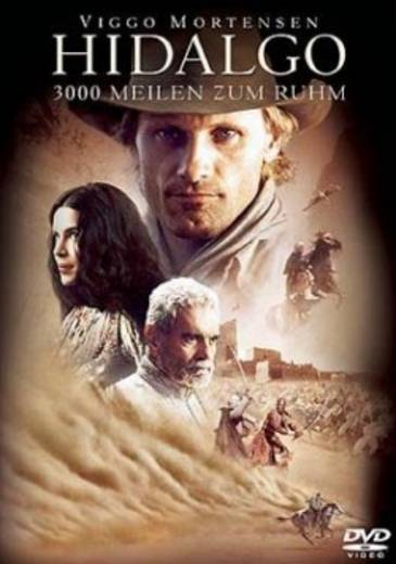 DVD Hidalgo 3000 Meilen zum Ruhm FSK: 12