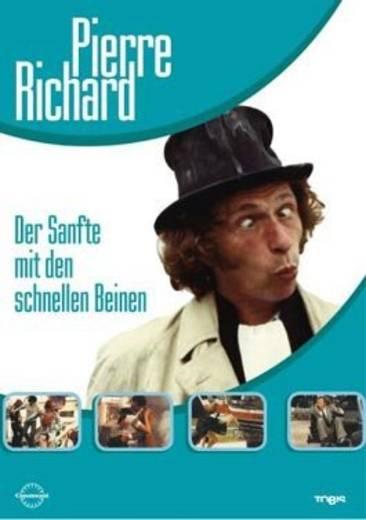 DVD Pierre Richard Der Sanfte mit den schnellen Beinen FSK: 12