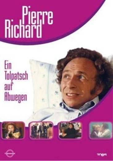 DVD Pierre Richard Ein Tolpatsch auf Abwegen FSK: 12