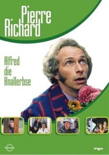 DVD Pierre Richard Alfred die Knallerbse FSK: 6