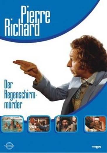 DVD Pierre Richard Der Regenschirmmörder FSK: 12