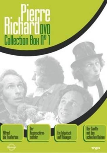 DVD Pierre Richard DVD Collection Box No. 1 FSK: 12