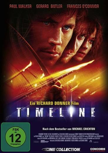 DVD Timeline Bald wirst du Geschichte sein FSK: 12