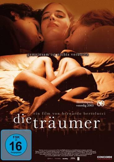 DVD Die Träumer FSK: 16