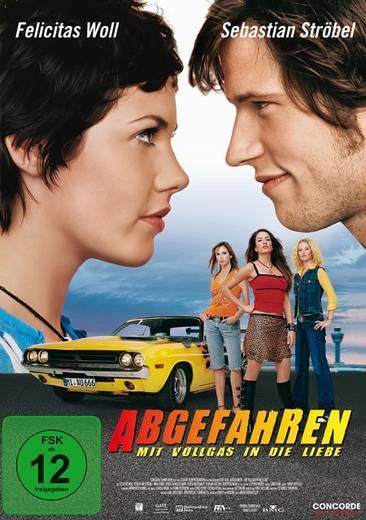 DVD Abgefahren Mit Vollgas in die Liebe FSK: 12