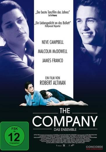 DVD The Company Das Ensemble FSK: 12