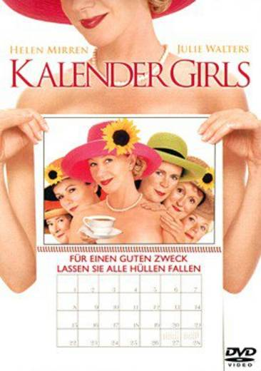 DVD Kalender Girls FSK: 0