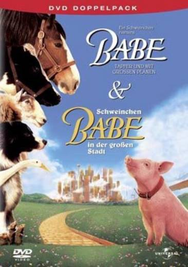 DVD Ein Schweinchen namens Babe FSK: 6