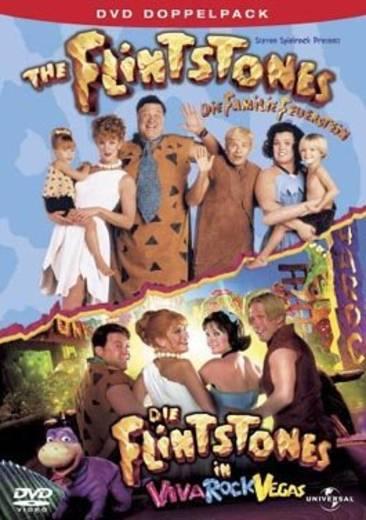 DVD The Flintstones Die Familie Feuerstein & Die Flintstones in Viva Rock Vegas FSK: 0