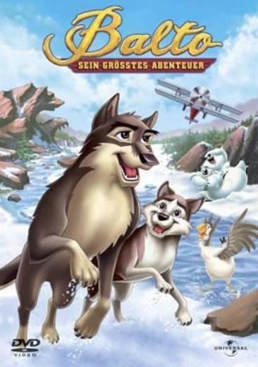 DVD Balto 3 Sein grösstes Abenteuer FSK: 0