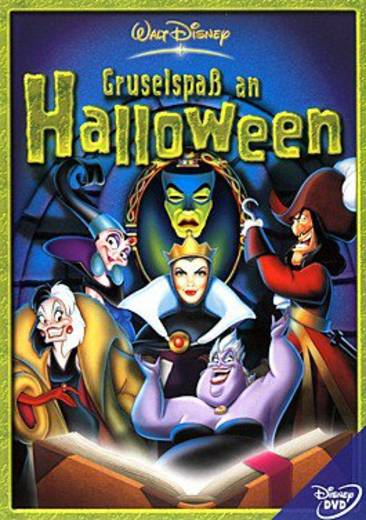 DVD Gruselspaß an Halloween FSK: 6