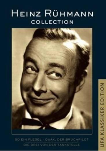 DVD Heinz Rühmann Collection FSK: 12