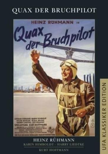 DVD Quax der Bruchpilot FSK: 6