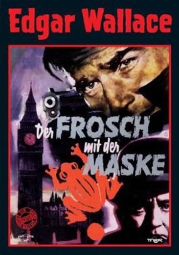 DVD Edgar Wallace (1959) Der Frosch mit der Maske FSK: 12
