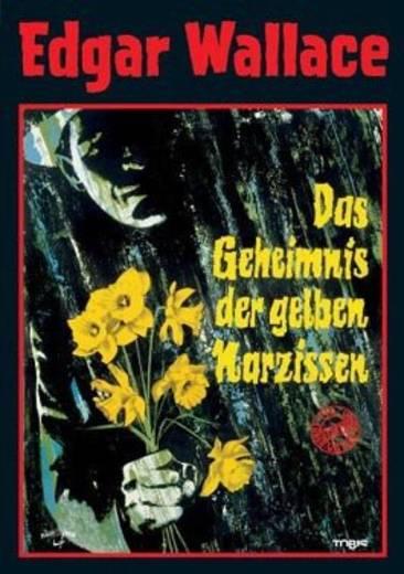 DVD Edgar Wallace (1961) Das Geheimnis der gelben Narzissen FSK: 16