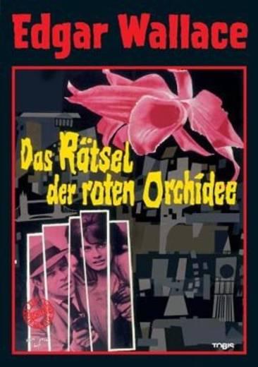 DVD Edgar Wallace (1962) Das Rätsel der roten Orchidee FSK: 12