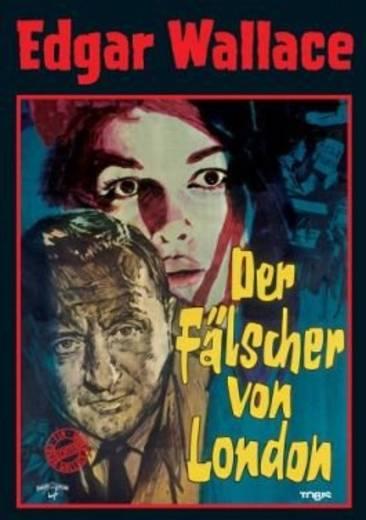 DVD Edgar Wallace (1961) Der Fälscher von London FSK: 12
