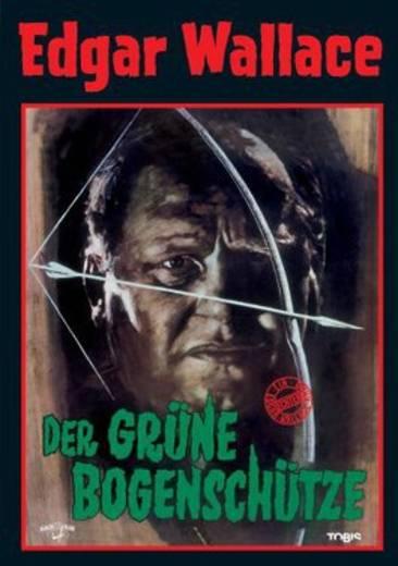 DVD Edgar Wallace (1961) Der grüne Bogenschütze FSK: 12