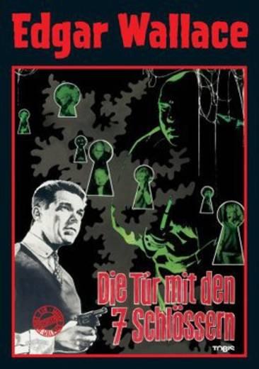 DVD Edgar Wallace (1962) Die Tür mit den sieben Schlössern FSK: 12