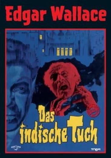 DVD Edgar Wallace (1963) Das indische Tuch FSK: 16