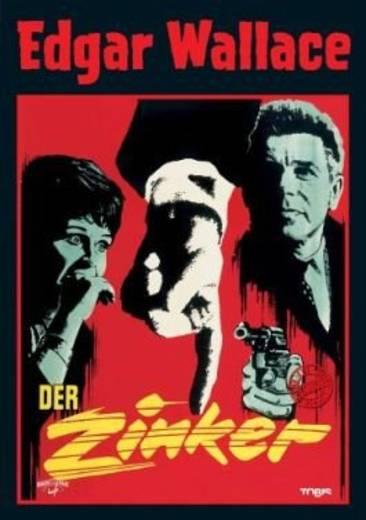 DVD Edgar Wallace (1963) Der Zinker FSK: 12