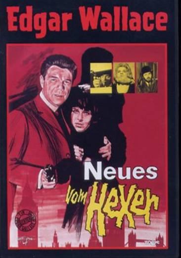 DVD Edgar Wallace (1965) Neues vom Hexer FSK: 16