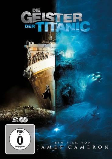 DVD Die Geister der Titanic FSK: 0