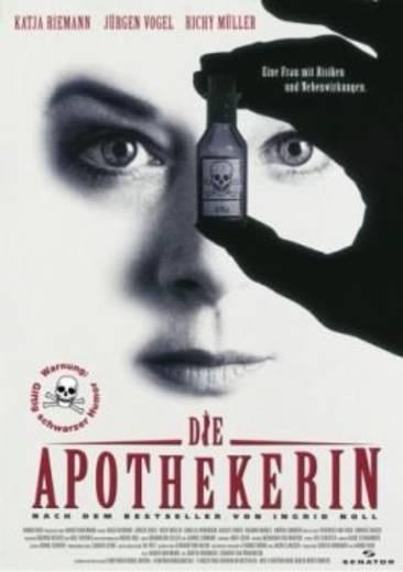 DVD Die Apothekerin FSK: 12