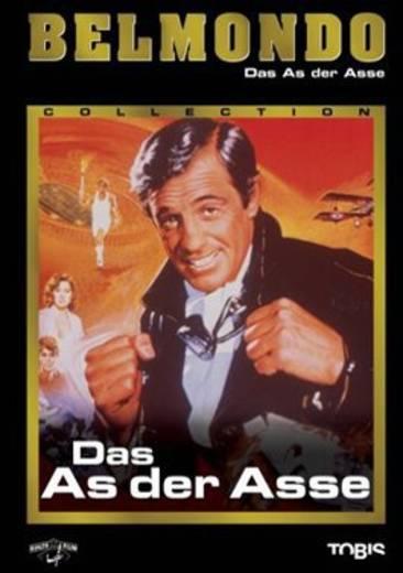 DVD Das As der Asse FSK: 12