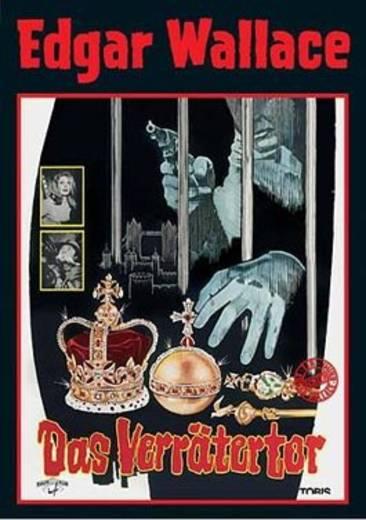 DVD Edgar Wallace (1964) Das Verrätertor FSK: 12