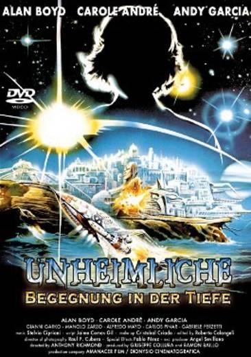 DVD Unheimliche Begegnung in der Tiefe FSK: 16