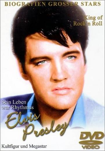 DVD Elvis King of Rock 'n Roll: Sein Leben war Rhythmus FSK: 0