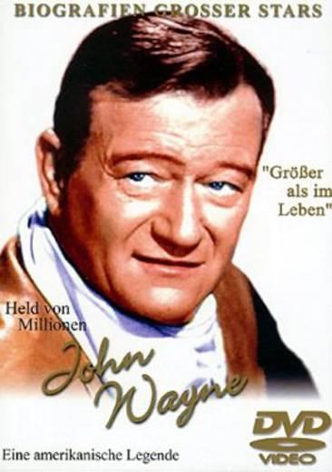 DVD John Wayne Größer als im Leben FSK: 6