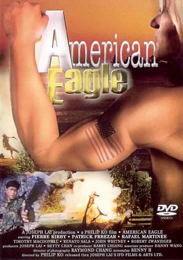 DVD American Eagle FSK: 16
