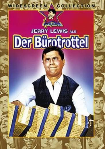 DVD Der Bürotrottel FSK: 6