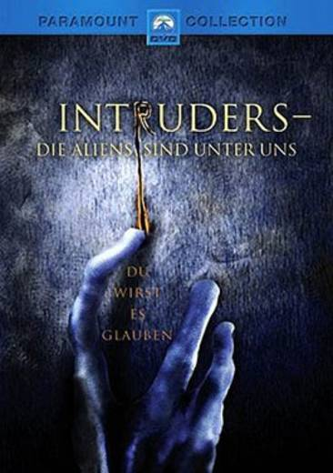 DVD Intruders Die Aliens sind unter uns FSK: 12