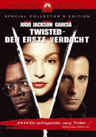 DVD Twisted Der erste Verdacht FSK: 12