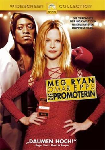 DVD Die Promoterin FSK: 12