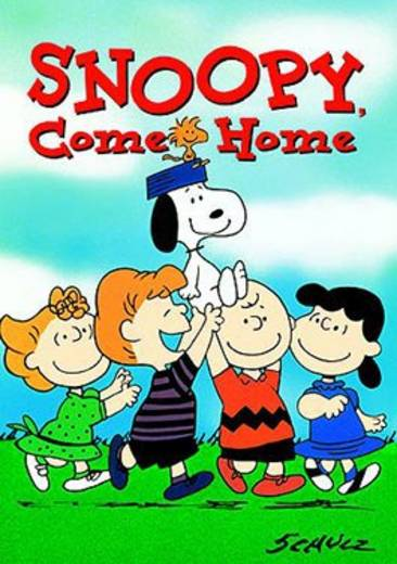 DVD Peanuts Snoopy, come home FSK: 6