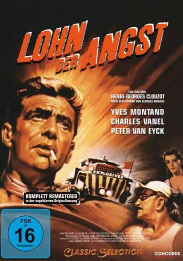 DVD Lohn der Angst FSK: 16