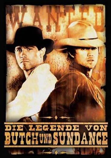DVD Die Legende von Butch und Sundance FSK: 16