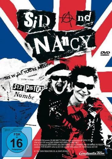 DVD Sid & Nancy FSK: 16