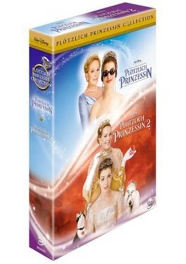 DVD Plötzlich Prinzessin Collection FSK: 0